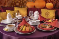 Moroccan food