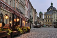 New Lviv Restaurants