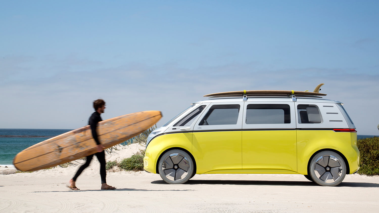 Volkswagen is Finally Bringing Back the Classic Microbus