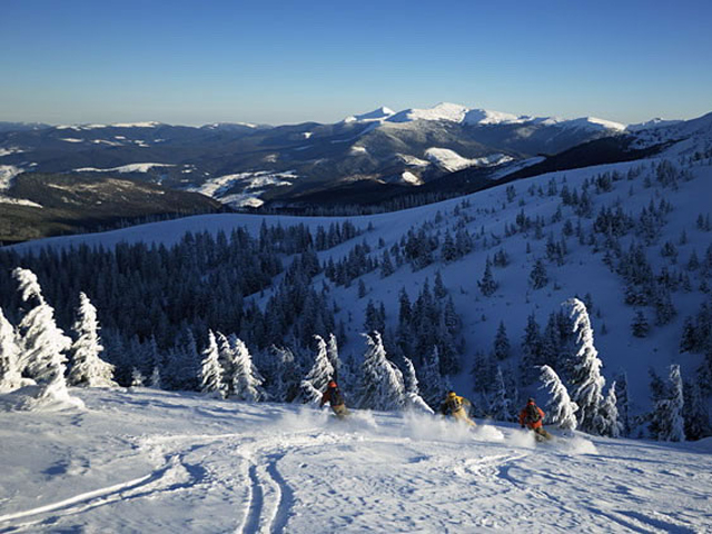 Less Known Ski Areas of Ukraine Worth Visiting