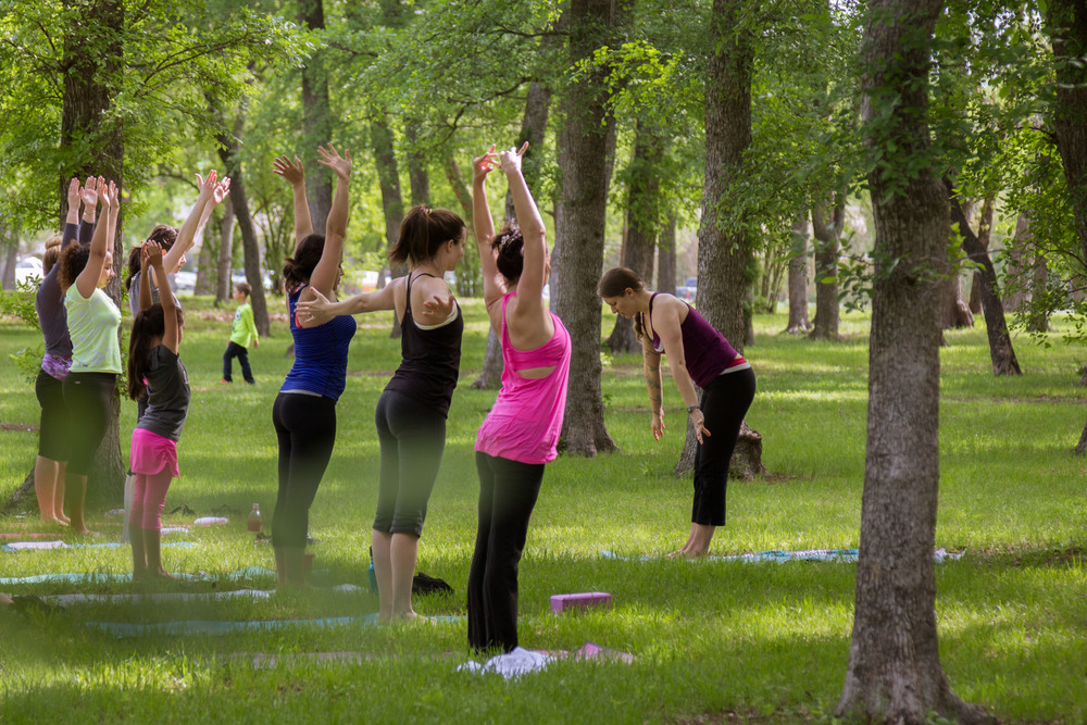 Kyiv Sunrise Yoga Project Launches Another Summer Season This Time Offers Regular Morning Hatha Classes And Meditation Sessions