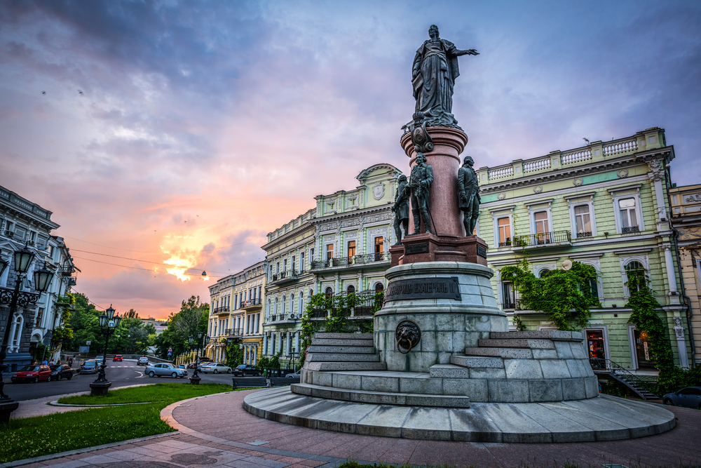 Odesa Attractions