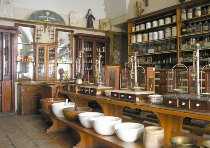 The Pharmacy Museum in Lviv