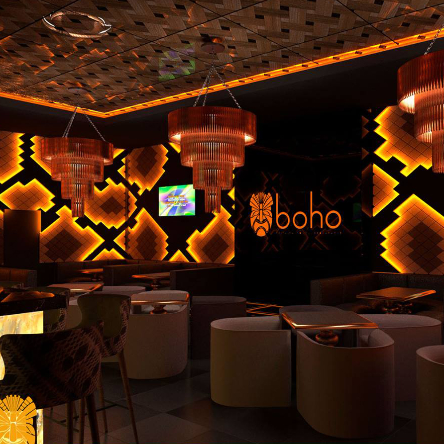 Boho: New Pan-Asian Cuisine Restaurant in Kyiv