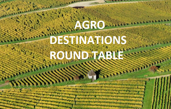 Round Table within Grain Tech Expo Exhibition