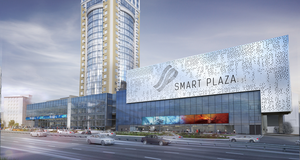 Expected New Shopping Malls in Kyiv 2018