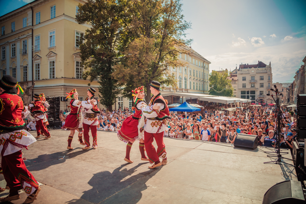 The Day of Lviv 2018 Celebrations