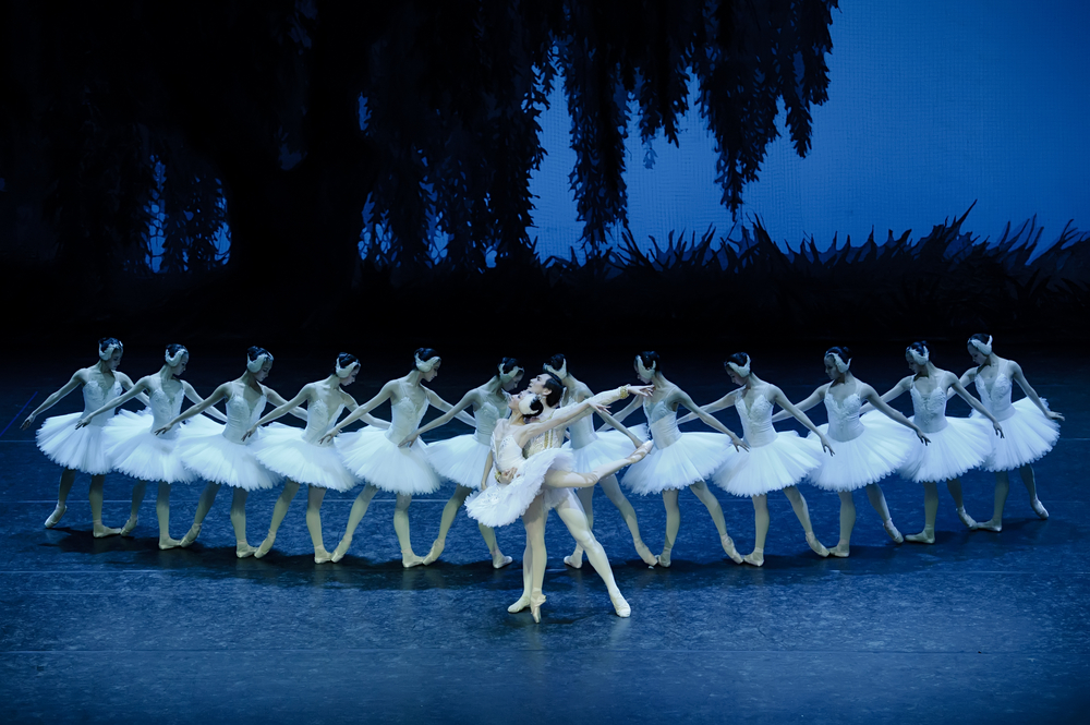 The Swan Lake with International Ballet Stars in Kyiv