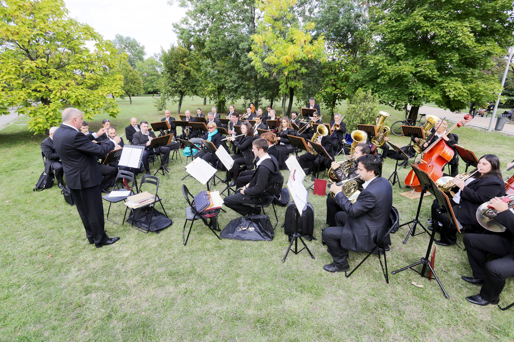 Classical Music in the Garden