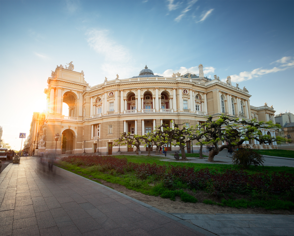 Must visit places in Odessa