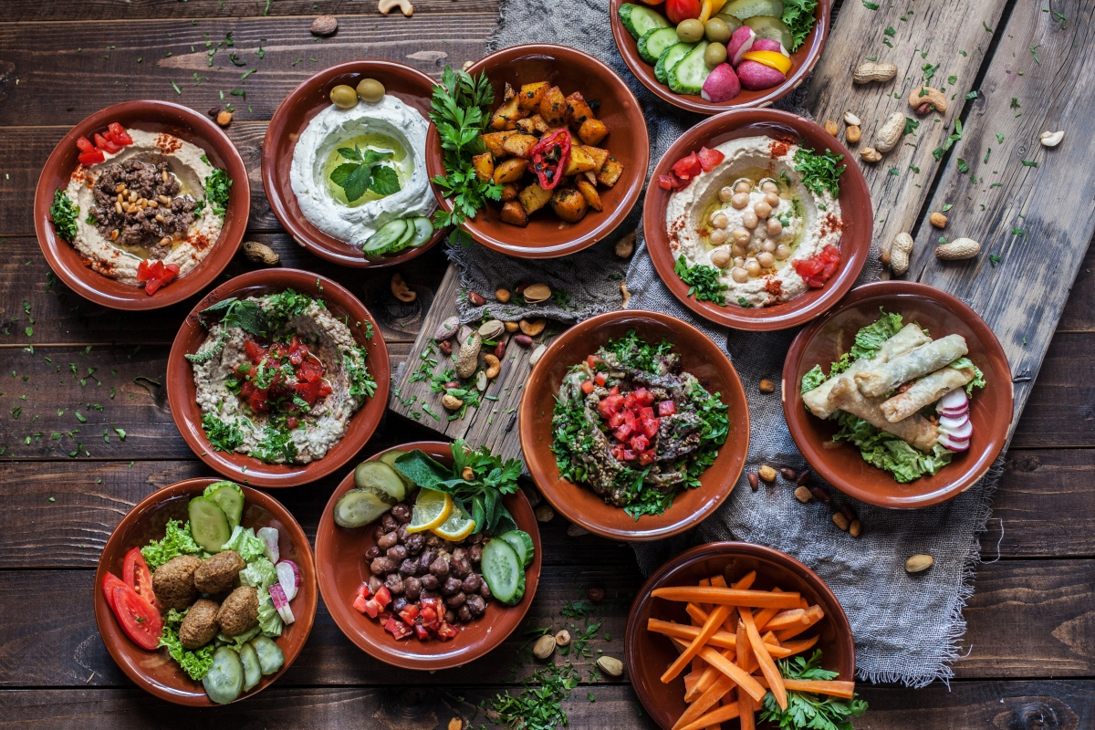 Best Lebanese Cuisine Restaurants in Kyiv