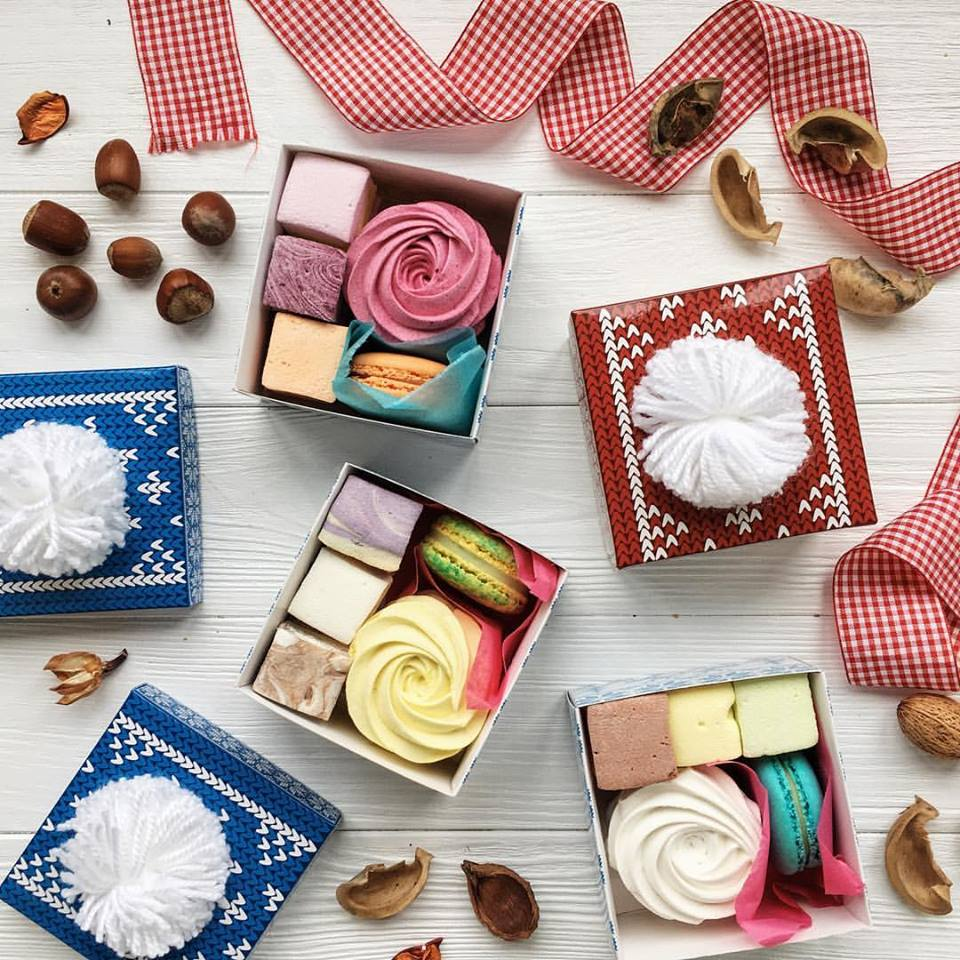Sweet Gifts from Ukrainian Brands