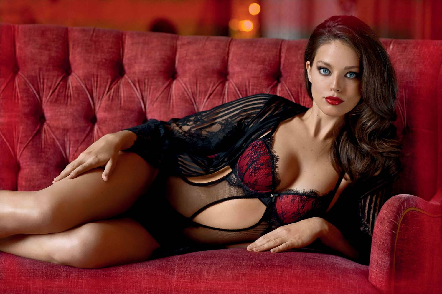Yamamay Lingerie Christmas Collection