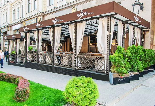 The Ukarainian Connoisseur Club (TUCC) gives 5* to Va Bene Bistro