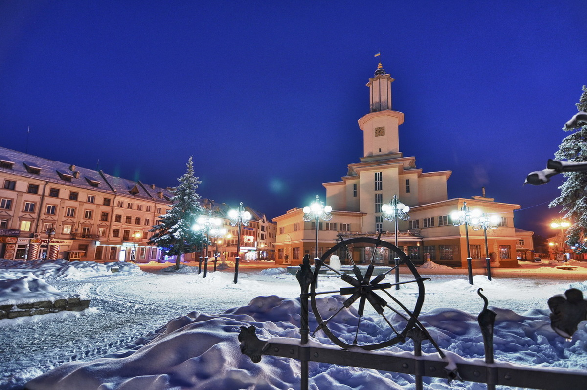 Security services of Ivano-Frankivsk region: a selection of sites