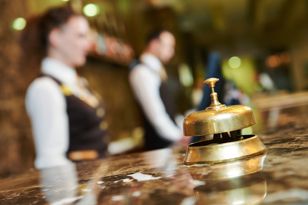 Les Clefs d'Or Concierges: Magicians of the Hotels