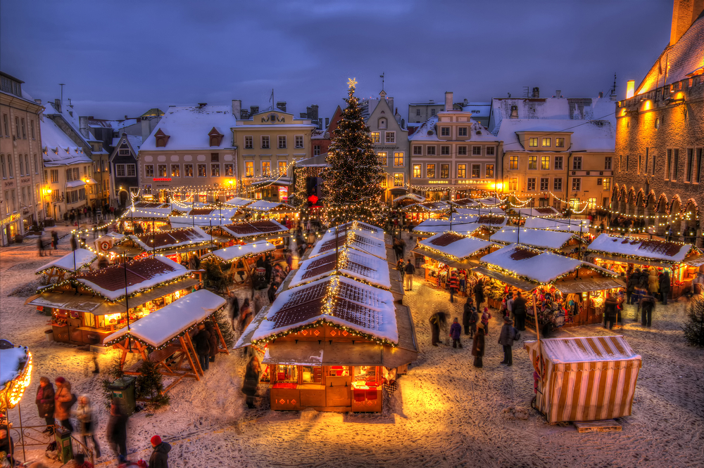 kyiv christmas fair