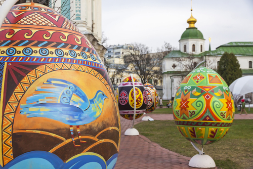 Orthodox Easter in Ukraine
