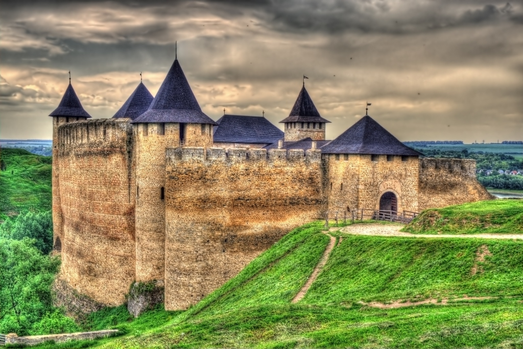 5 Awesome Castles of Ukraine