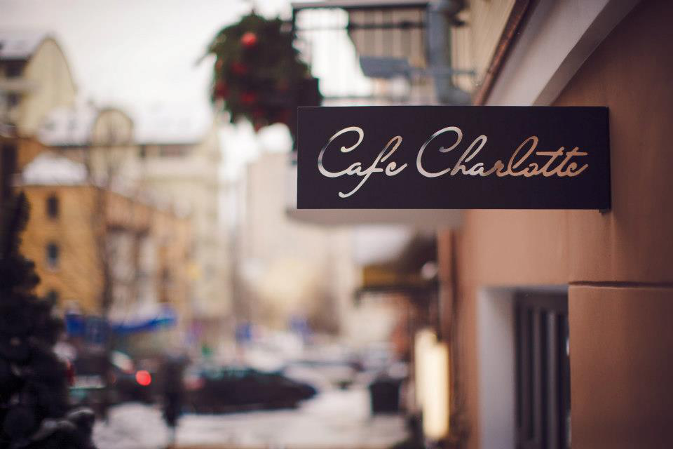 Café Charlotte: Tiny France in Kyiv