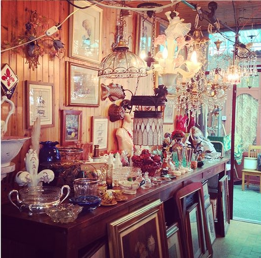 Places in Kiev to Buy Antiques