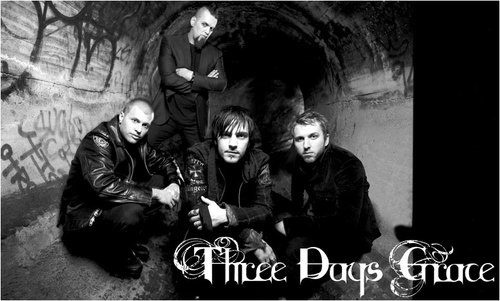 """Three Days Grace"" concert"