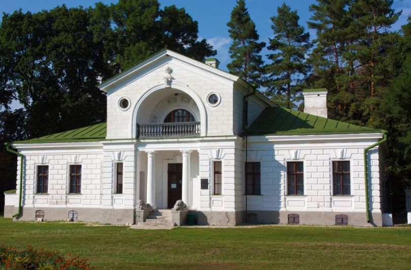 St George church in kachanivka park
