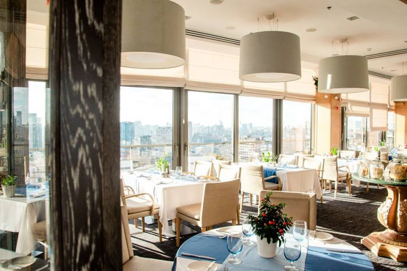 Matisse restaurant in Kyiv