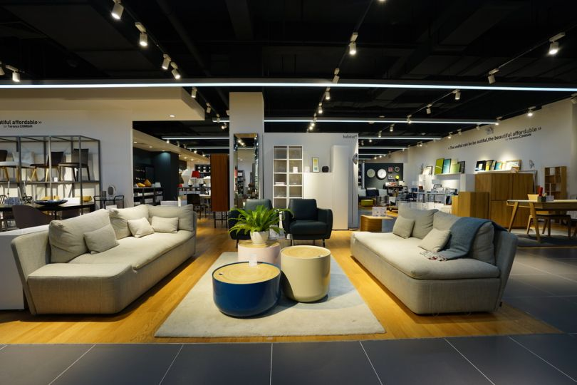 Margo furniture store in Kyiv