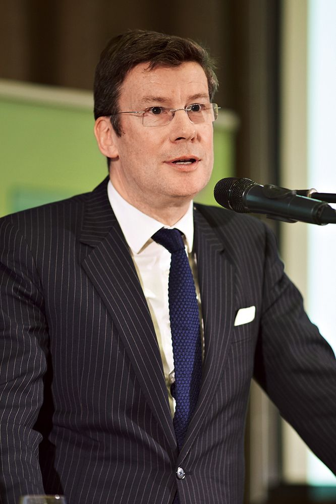 Hans Broucke,  the deputy board chairman and head of corporate banking at UkrSibbank
