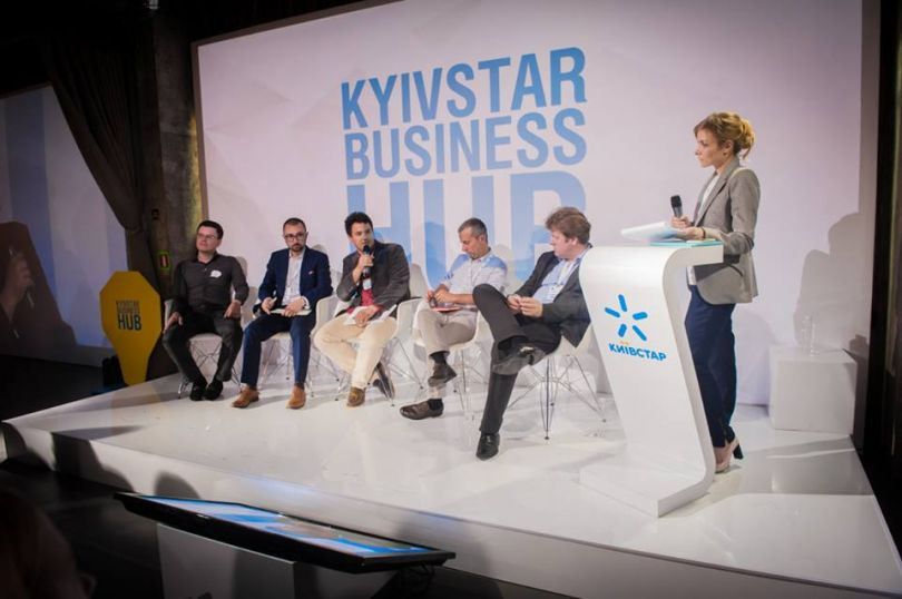 Kyivstar Business hub conference