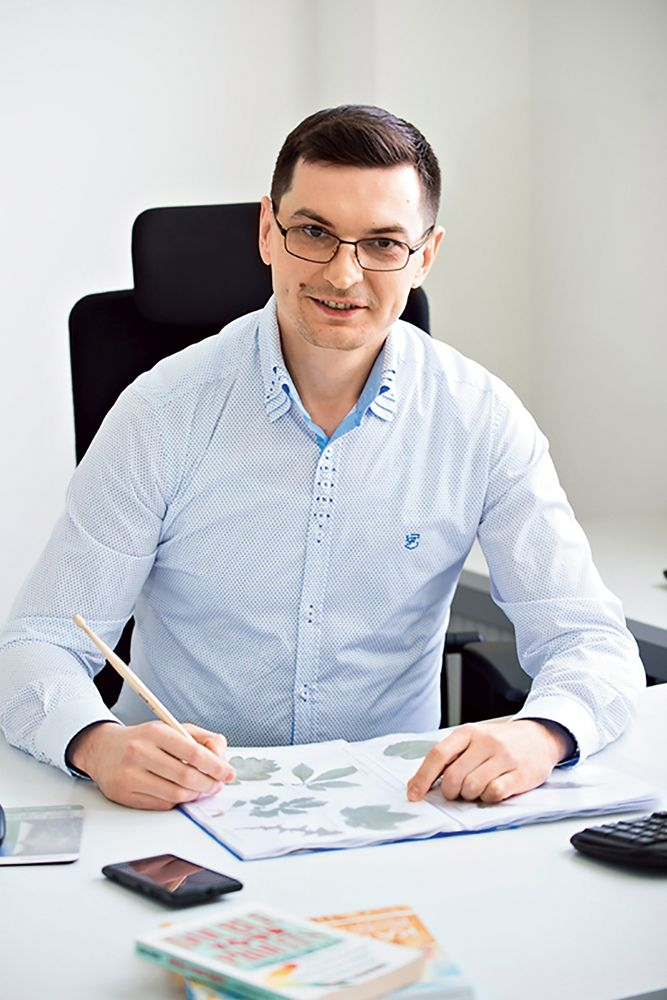 Kostyantyn Ivanyuk Marketing Director, Syngenta Ukraine