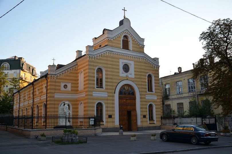German Evangelical Lutheran Church of St. Catherine, Kyiv