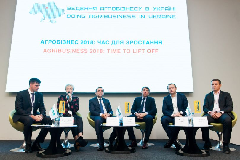 Doing Agribusiness in Ukraine conference
