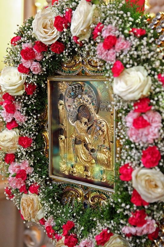 Pochaiv icon of the Mother of God